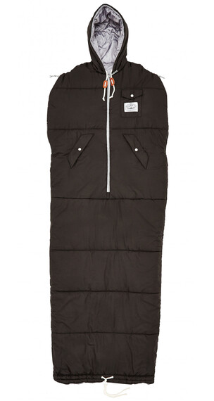 POLER The Napsack Sleeping Bag L black